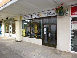 Retail Unit  in popular Parade - Open plan ground floor lock-up shop, rear loading and ample communal parking.