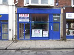 A5 Retail Unit - Prominently situated on High Street North (A5) - Substantial basement accommodation (634sq ft) - Suitable for a variety of uses
