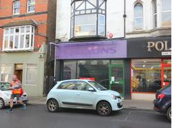 RETAIL / FINANCIAL (A1/A2) PREMISES TO LET