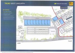 West Langarth Retail Park Development, West Langarth, Truro, TR4 9PH