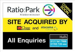 Ratio Park, Finepoint Way, Kidderminster, DY11 7FB
