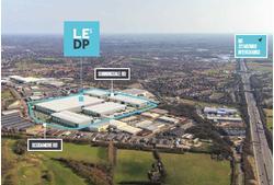 LE3 Distribution Park, Leicester, LE3 1UR