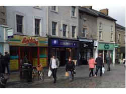 High Street Retail Unit on Cheapside To Let, Lancaster