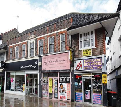 Residential/Commercial Investment/Development Opportunity - Finchley, London