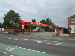 Former Petrol Filling Station with convenience store