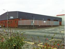 Glasgow City Centre Industrial Unit - UNDER OFFER