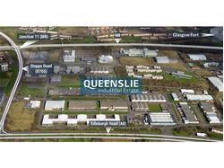 Queenslie Industrial Estate - Industrial Units To Let - G33 4JD