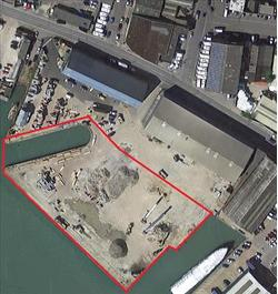 Site 3 Dibles Wharf, Belvidere Road, Southampton, SO14 5QY