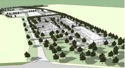 Proposed Commercial Development Caswell Science  T, Towcester, NN12 8EQ