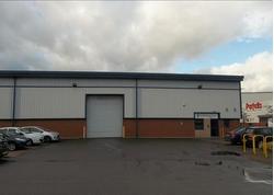Shepcote Business Park, Unit 1 Europa Drive, Sheffield, S9 1XT
