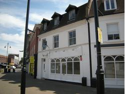 7 HIGH STREET STAINES UPON THAMES - PROMINENT RETAIL AND OFFICE PREMISES
