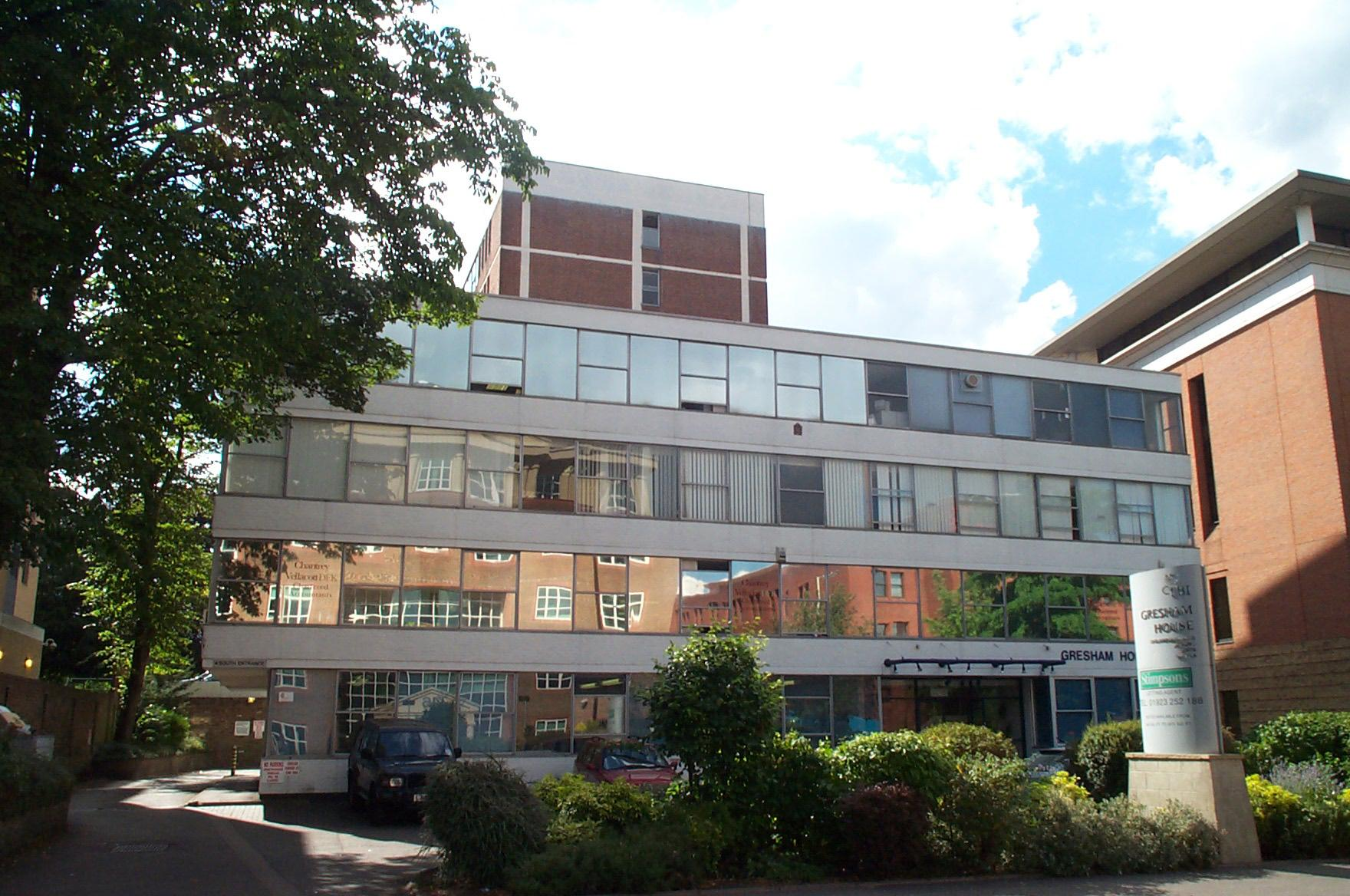 Property To Let Gresham House Clarendon Road Watford